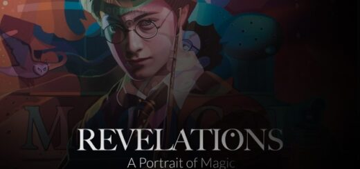 """Scottish artist Stuart McAlpine Miller's """"Potter""""-inspired collection of paintings is currently on display with sales of each painting benefitting the Lumos Foundation."""