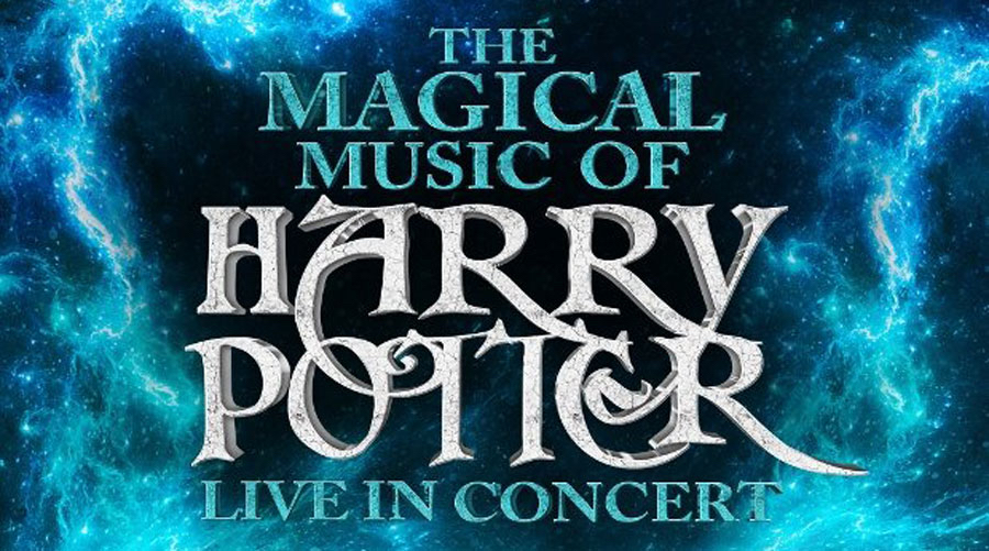The Magical Music of Harry Potter tour logo