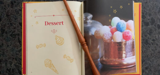 The Unofficial Hogwarts Cookbook for Kids