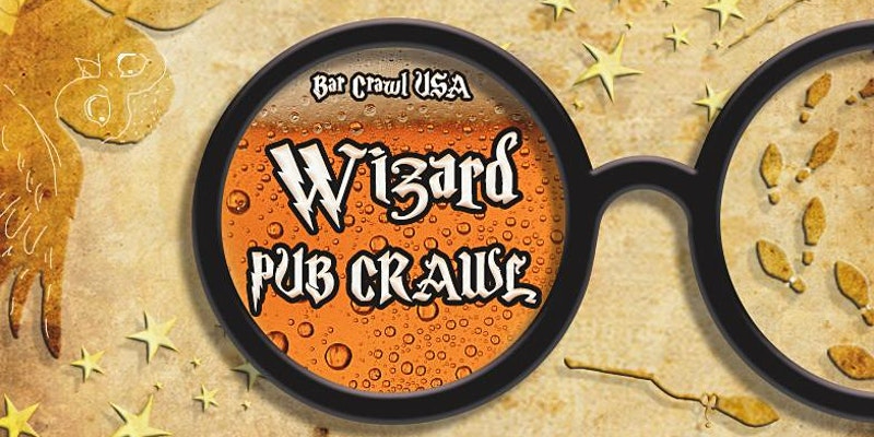 Join your fellow wizards is a pub crawl for the ages in various Ohio cities.